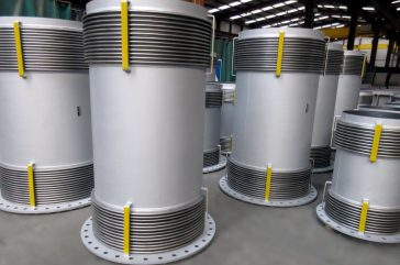 MACOGA supplies Expansion Joints for ArcelorMittal Burns Harbor, USA.
