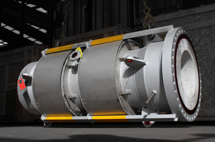 FCC Expansion Joints for large European Refinery