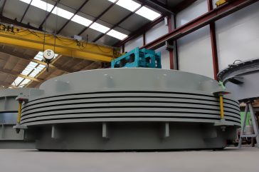 ASME U Stamped Large size and High Pressure Expansion Joints for Petrochemical Plant in the Middle East