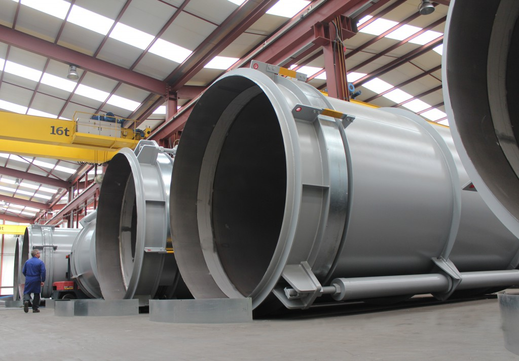 Expansion Joints for 6th October II 600 MW Power Plant, Egypt