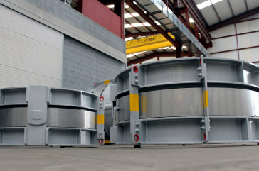 MACOGA delivers Expansion Joints to Waste to Energy Plant in Belgium