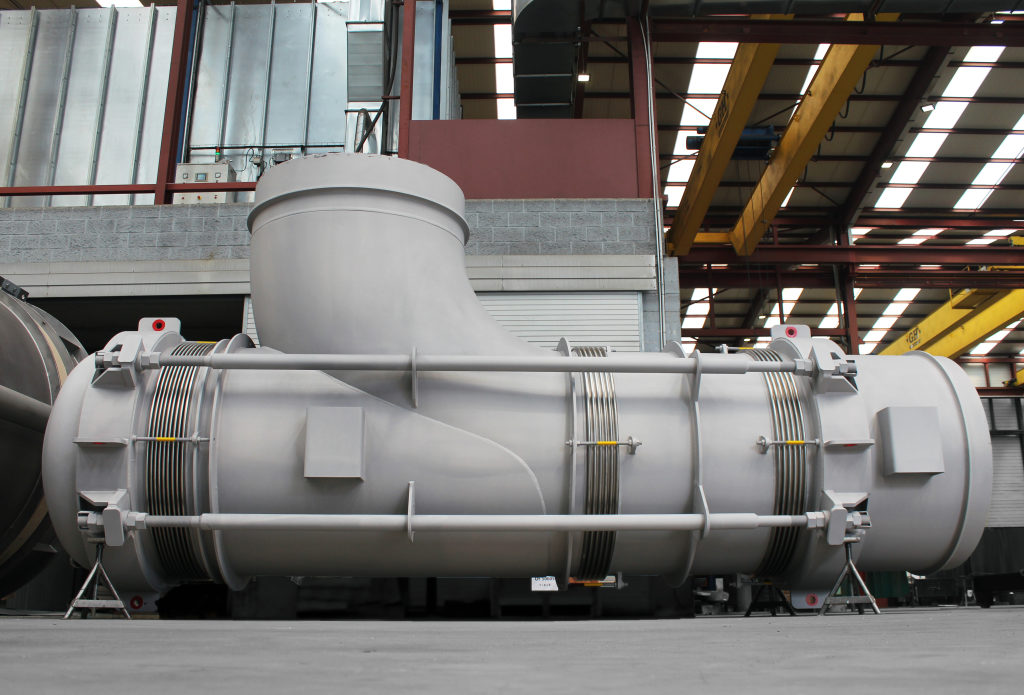 High-Performance Expansion Joints for Geothermal Complex in California, USA