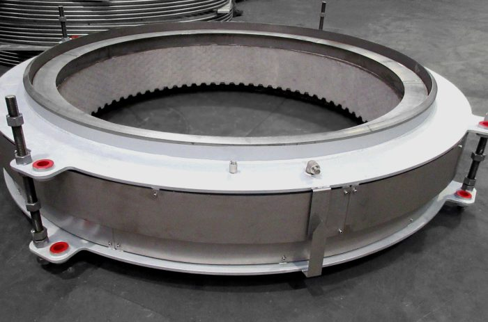 FCC Expansion Joints for Middle East Refinery as per UOP specifications