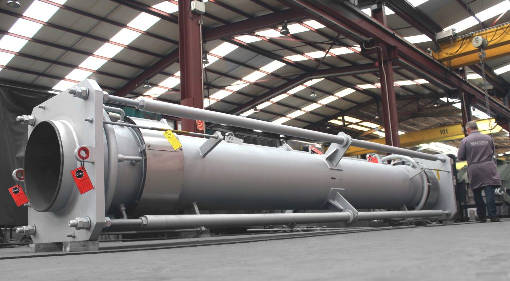 Regenerated Catalyst Stand Pipe Expansion Joint for European Refinery