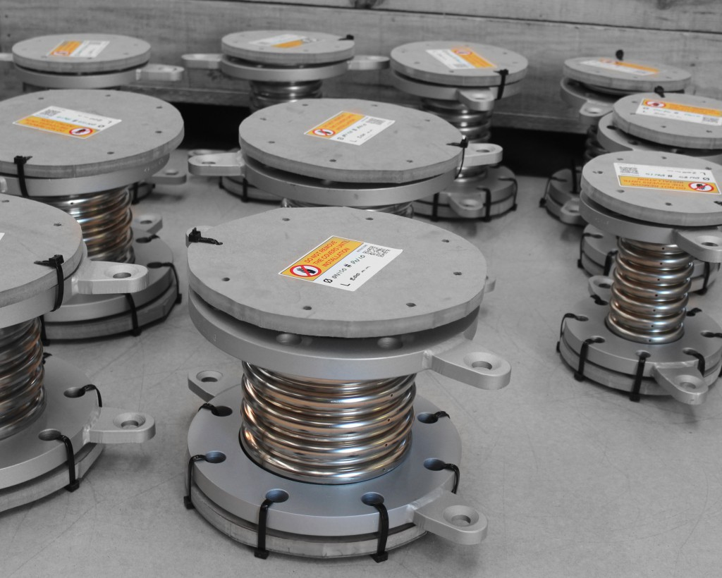 PTFE lined Metal and Rubber Expansion Joints