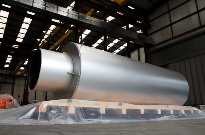High-Tech Externally Pressurized In-line Pressure Balanced Expansion Joints for Oil Terminal in the Middle East