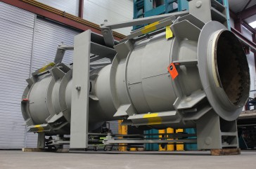 FCCU Spent Catalyst Standpipe Expansion Joint