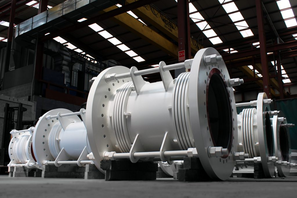 High Pressure Expansion Joints for Oil Terminal in the Middle East