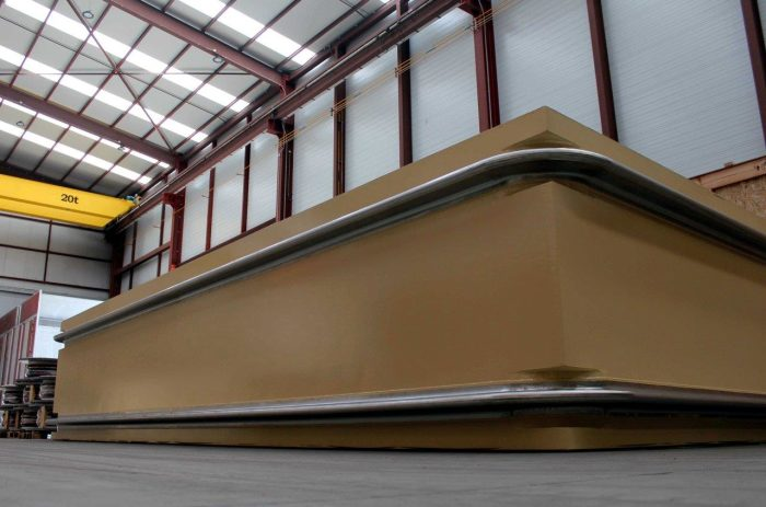 Large Rectangular Expansion Joint for Europe's most efficient Thermoelectric Power Plant