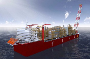 Hastelloy C276 Expansion Joints for the Coral South FLNG project, Mozambique