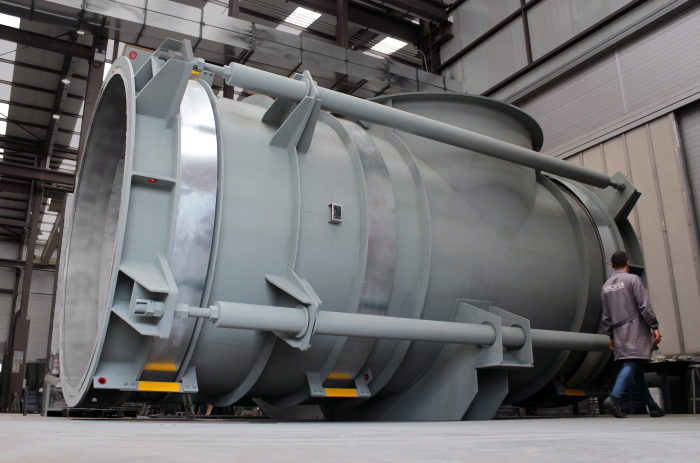 Large Size Pressure Balanced Expansion Joint for Waste to Energy Plant in Switzerland