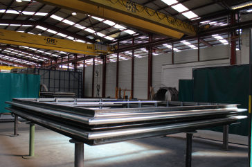 Rectangular Expansion Joints for the Cairo West and Assiut Supercritical Power Plants, Egypt
