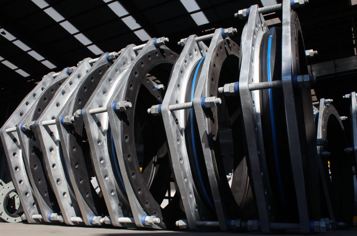 Rubber Expansion Joints for Thermal Power Plant in Central Europe