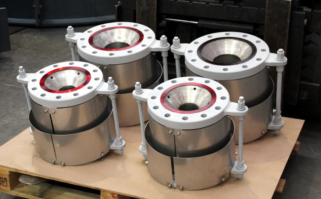 MACOGA Expansion Joints for USA Petrochemical Complex