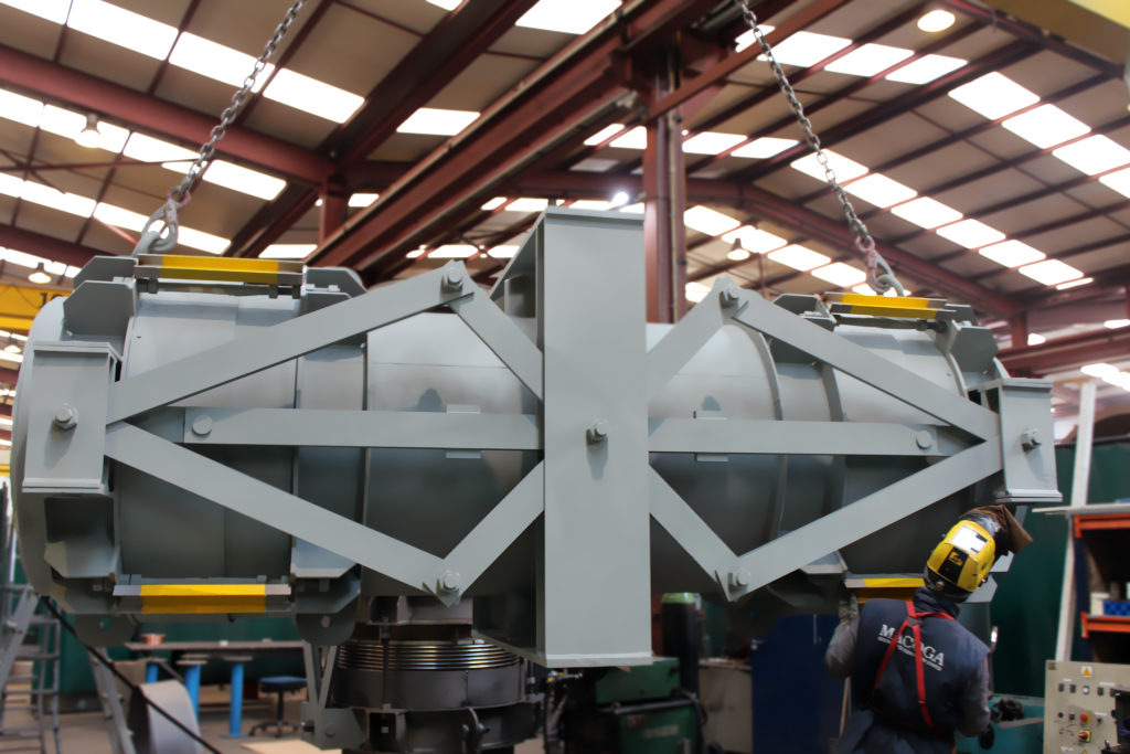 FCC Expansion Joints for European Refinery