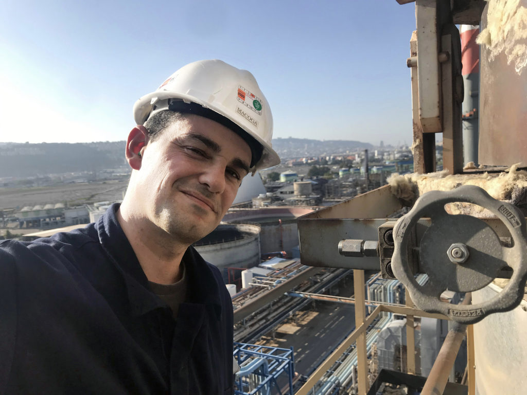 Middle East Oil Refinery awarded MACOGA with the On-Site Inspection of all FCCU Expansion Joints