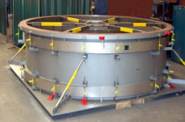 MFWD DN 5400 Expansion Joints to US General Electric & Iberdrola Consortium # SONELGAZ Algeria