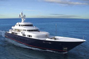 MACOGA provides Premium Service for Luxury Superyacht