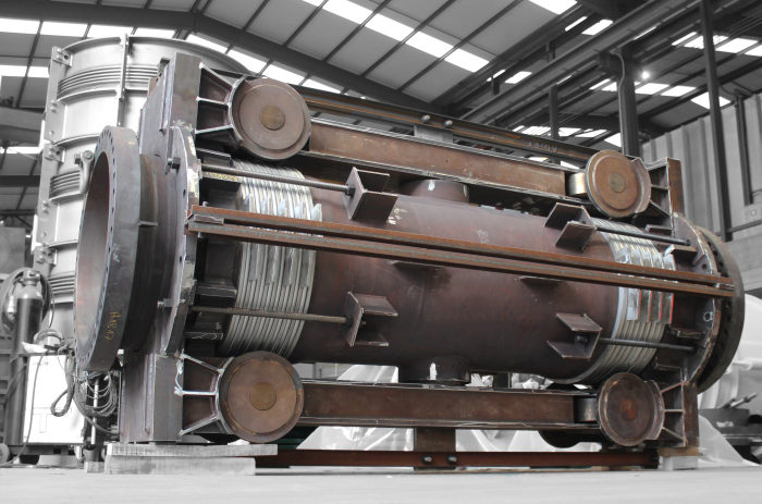 Successful Emergency Revamping of Hastelloy C276 Expansion Joint for a Petrochemical Plant in Europe