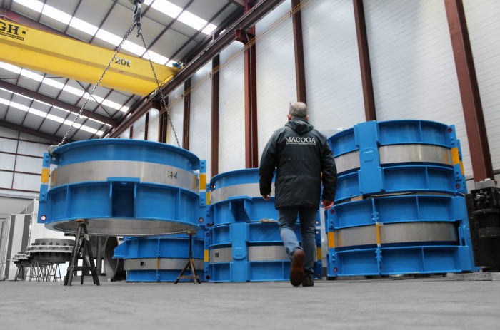 Expansion Joints for Termocandelaria Power Project in Colombia