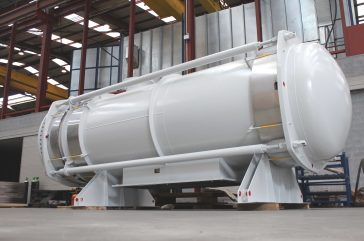 Elbow Pressure Balanced Expansion Joints for Supercritical Power Plant in North Africa