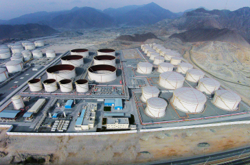High Pressure Expansion Joints for BPGIC (Brooge Petroleum and Gas Investment Company)