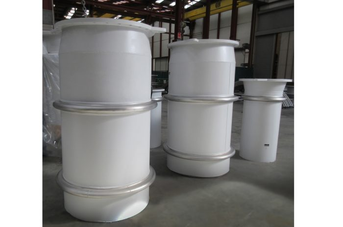 MUX Series Expansion Joints for Nuclear Power Plant in central Europe