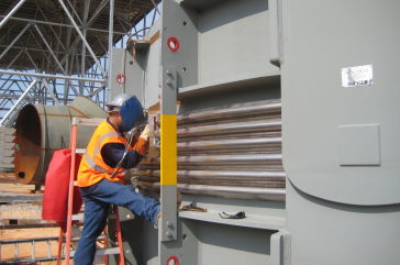 Successful On-Site Service Assembly in Virginia, USA