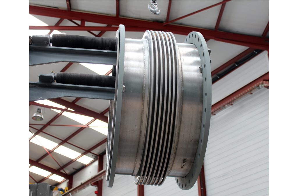 Successful fabrication in a record time for Refinery in Scandinavia