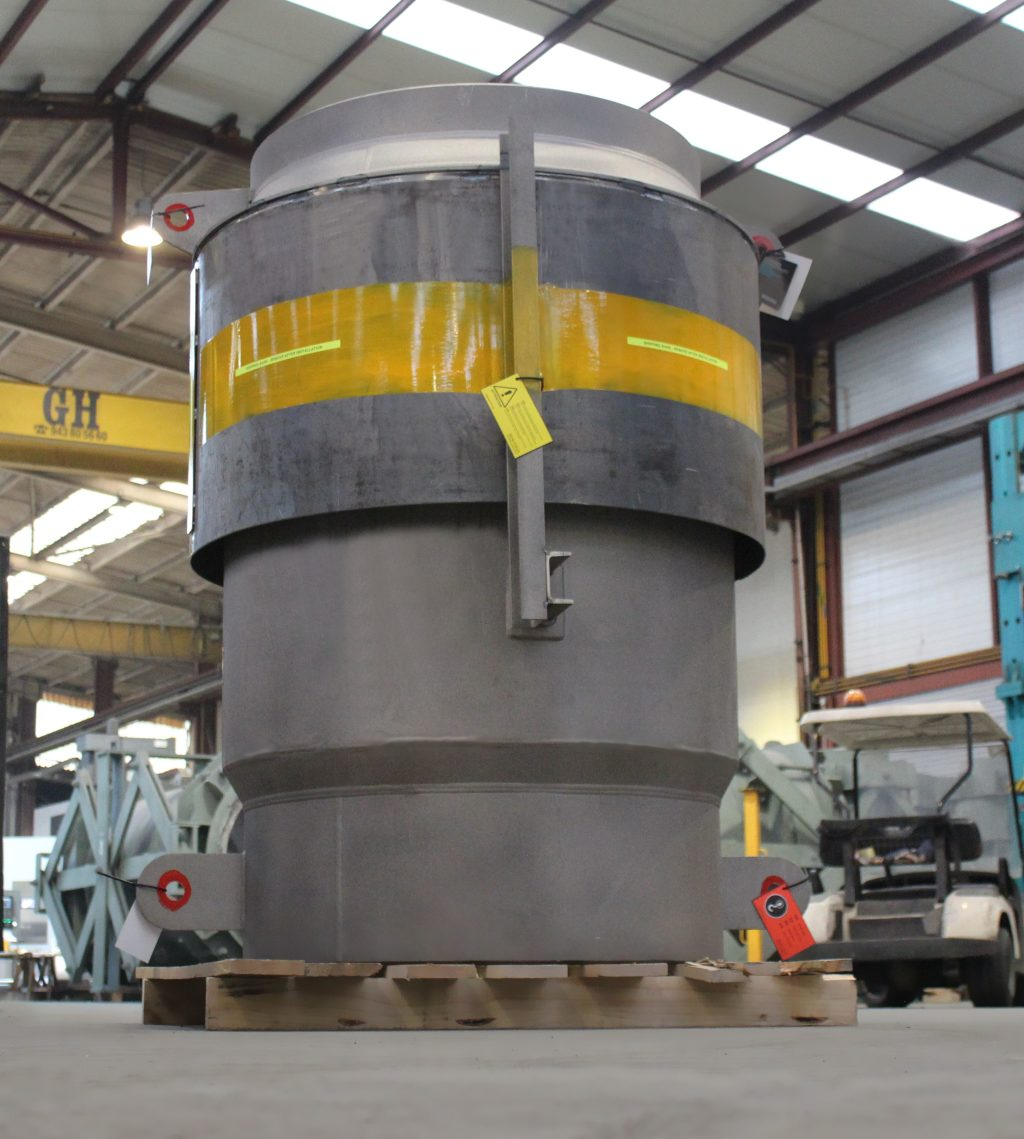 FCC Reactor Riser Termination Expansion Joints for European Refinery