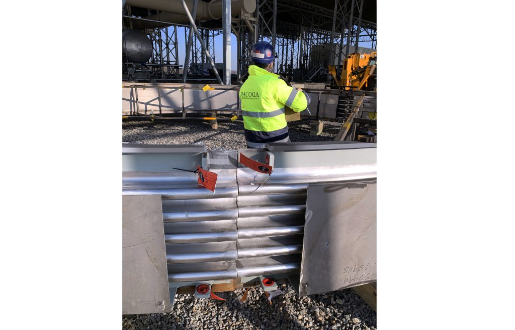 Successful On-Site Service at a USA Power Generating Facility