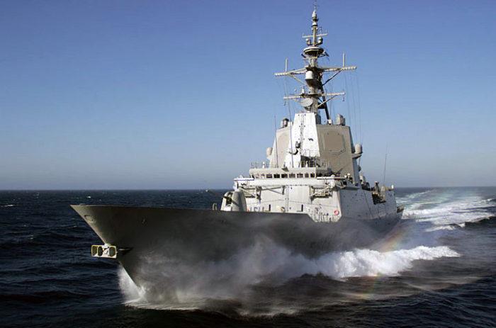 MACOGA Expansion Joints for the Australian Air Warfare Destroyer Program.