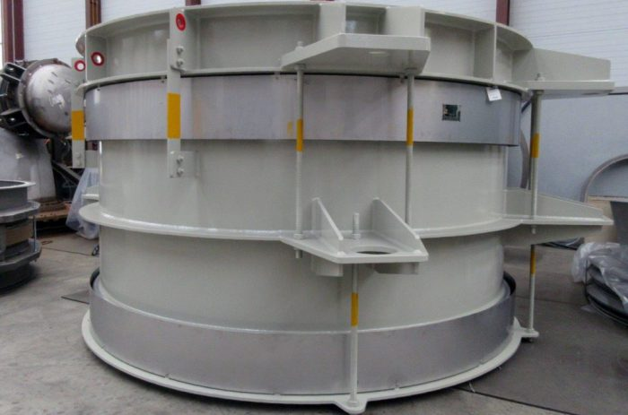 Large size Expansion Joints for Sharjah Waste-to-Energy Project in the United Arab Emirates.