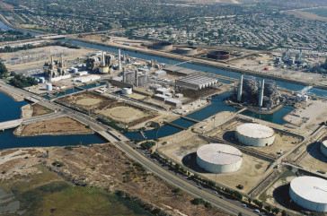 Expansion Joints for Alamitos Energy Center, Long Beach, CA., USA.