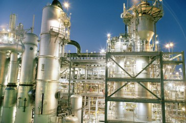 High Tech Expansion Joints for the Golden Tiger Polycarbonate Production Facility, China