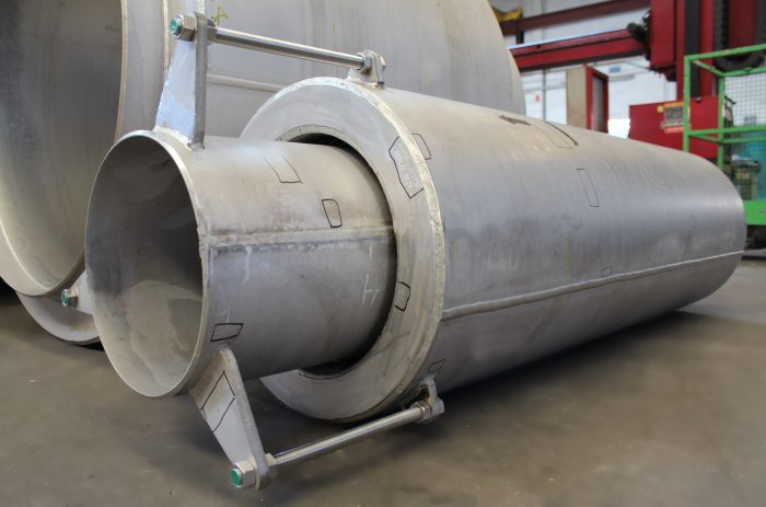 ASME U Stamped Externally Pressurized Expansion Joints