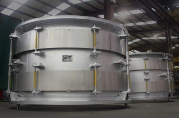Expansion Joints for South American Steel processing company