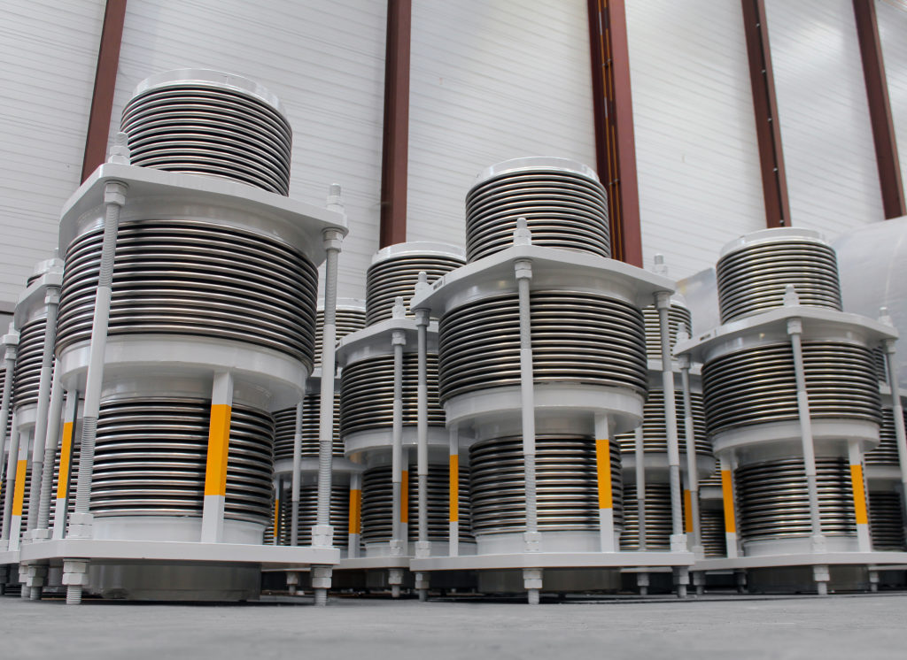 Expansion Joints for District Heating System in Slovakia