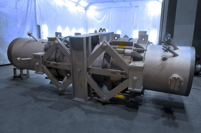 FCCU Regenerator Spent Catalyst Expansion Joint for a Refinery in the United States