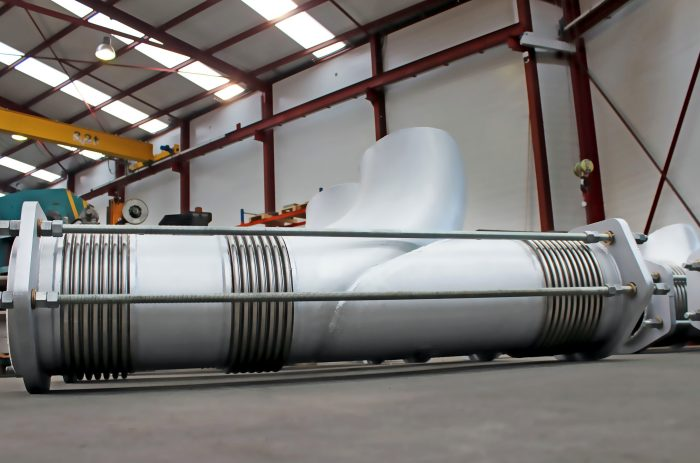 Expansion Joints for City District Heating in the North of Europe