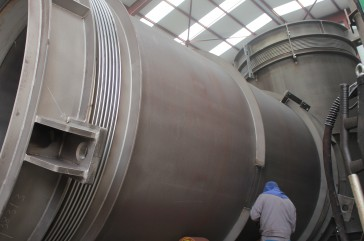 MACOGA Expansion Joints for Assiut and West Damietta power plants in Egypt
