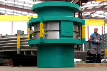 FCCU Expansion Joints for South American Refinery