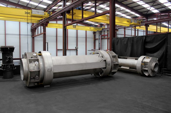 FCCU Expansion Joints for Eastern European Refinery