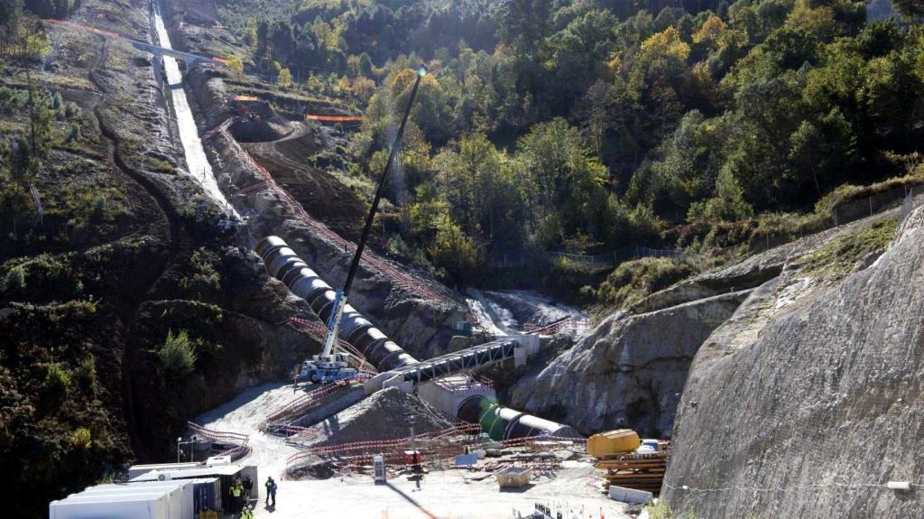 MACOGA supplies large size High Pressure Expansion Joints for the largest Hydropower project in the history of Portugal