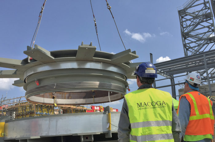 MACOGA successfully completed On-Site Assembly works at Cricket Valley Energy Center in Dover, New York, USA