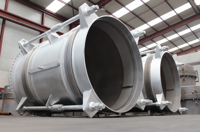 Expansion Joints for the Blast Furnaces of Steel Plant in South America