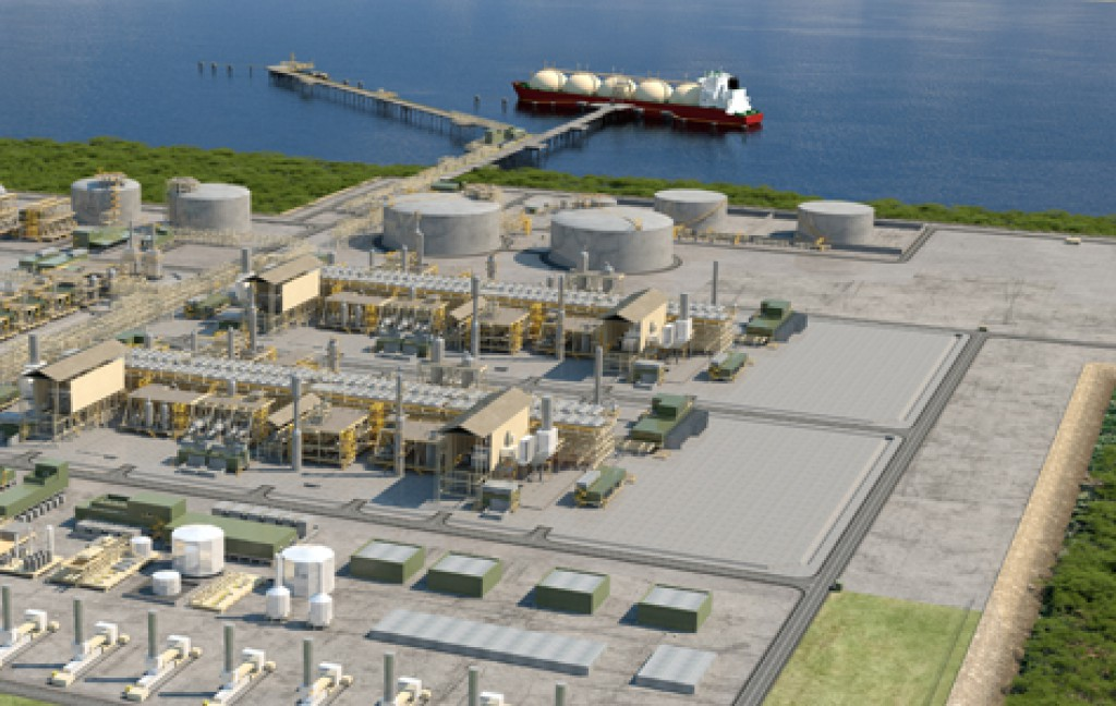 MACOGA has been awarded an order for the ICHTHYS LNG Project in Australia.