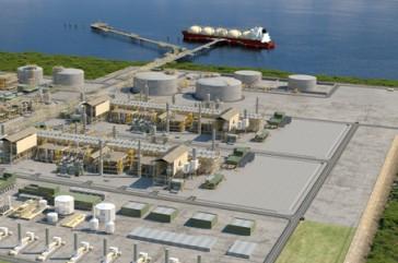 Julio de 2013 - MACOGA recibe una orden para el Proyecto LNG ICHTHYS en Australia.