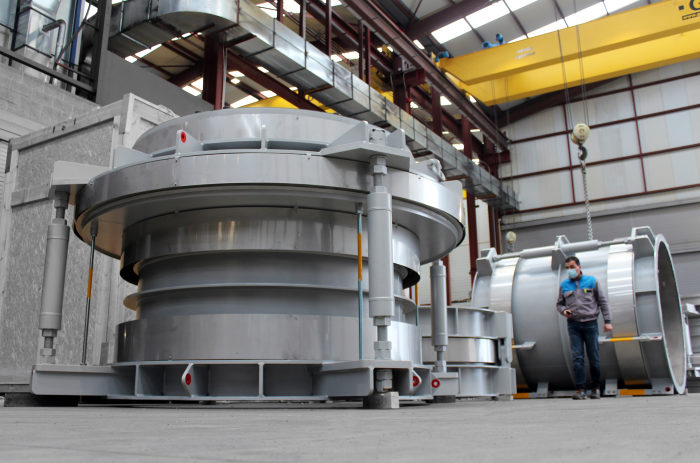 MACOGA supplies large size Expansion Joints to E-Wood Waste to Energy Plant in Belgium